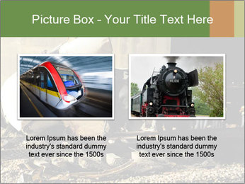 Rail Accident PowerPoint Template - Slide 18
