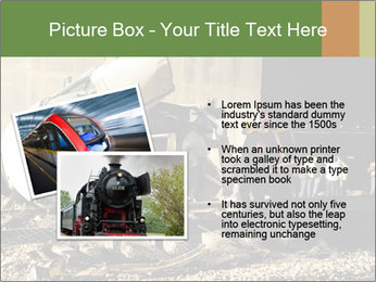 Rail Accident PowerPoint Template - Slide 20