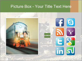 Rail Accident PowerPoint Template - Slide 21