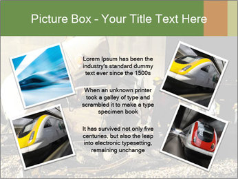 Rail Accident PowerPoint Template - Slide 24