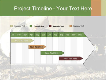 Rail Accident PowerPoint Template - Slide 25