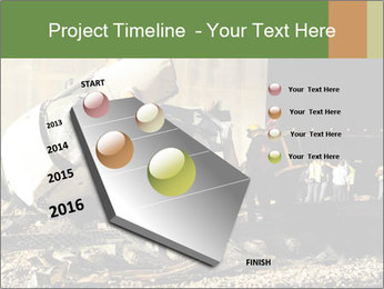 Rail Accident PowerPoint Template - Slide 26