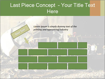 Rail Accident PowerPoint Template - Slide 46