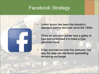 Rail Accident PowerPoint Template - Slide 6