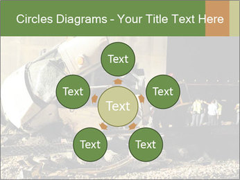 Rail Accident PowerPoint Template - Slide 78