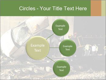 Rail Accident PowerPoint Template - Slide 79