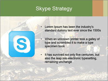 Rail Accident PowerPoint Template - Slide 8