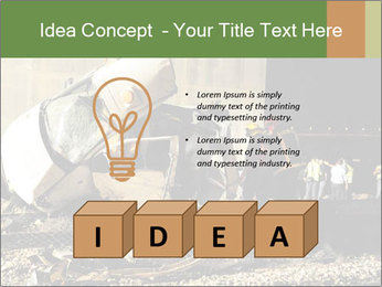 Rail Accident PowerPoint Template - Slide 80