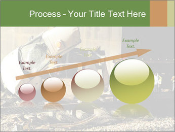 Rail Accident PowerPoint Template - Slide 87
