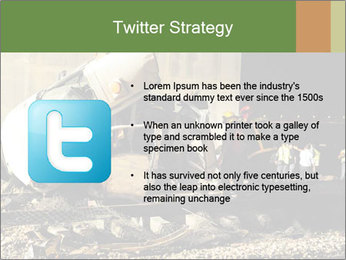 Rail Accident PowerPoint Template - Slide 9