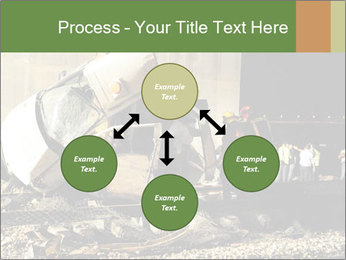 Rail Accident PowerPoint Template - Slide 91