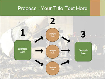Rail Accident PowerPoint Template - Slide 92