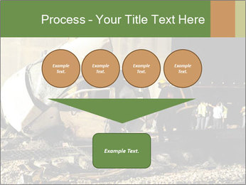 Rail Accident PowerPoint Template - Slide 93