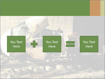 Rail Accident PowerPoint Template - Slide 95
