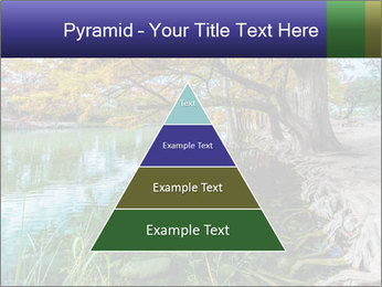 Lake During Autumn Season PowerPoint Template - Slide 30