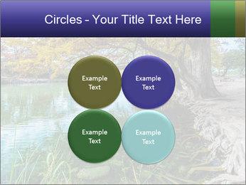Lake During Autumn Season PowerPoint Template - Slide 38