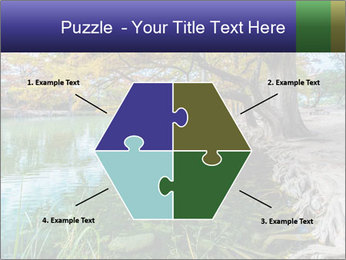 Lake During Autumn Season PowerPoint Template - Slide 40
