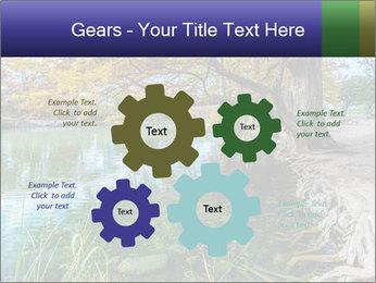 Lake During Autumn Season PowerPoint Template - Slide 47