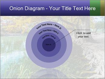 Lake During Autumn Season PowerPoint Template - Slide 61