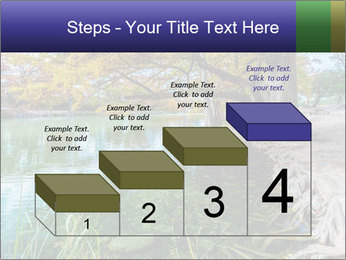 Lake During Autumn Season PowerPoint Template - Slide 64