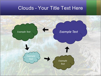 Lake During Autumn Season PowerPoint Template - Slide 72