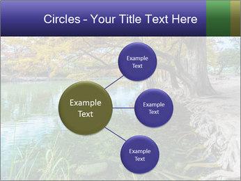 Lake During Autumn Season PowerPoint Template - Slide 79