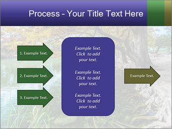 Lake During Autumn Season PowerPoint Template - Slide 85