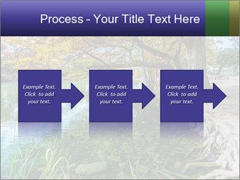 Lake During Autumn Season PowerPoint Template - Slide 88