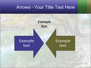 Lake During Autumn Season PowerPoint Template - Slide 90