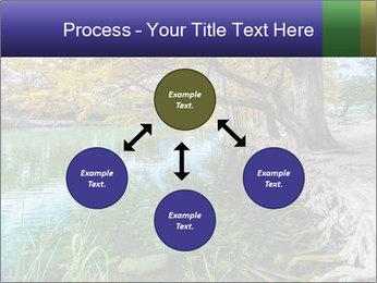 Lake During Autumn Season PowerPoint Template - Slide 91