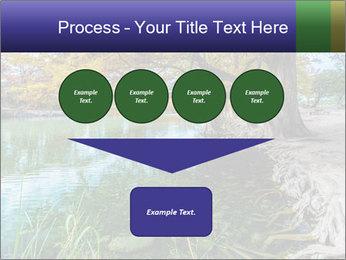 Lake During Autumn Season PowerPoint Template - Slide 93