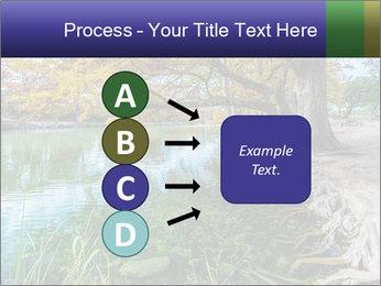 Lake During Autumn Season PowerPoint Template - Slide 94