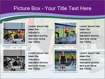 FitCross Competition PowerPoint Template - Slide 14