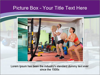 FitCross Competition PowerPoint Template - Slide 15