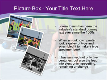 FitCross Competition PowerPoint Template - Slide 17