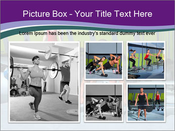 FitCross Competition PowerPoint Template - Slide 19
