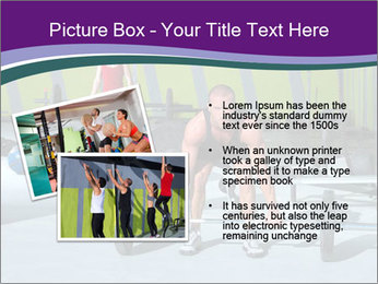 FitCross Competition PowerPoint Template - Slide 20