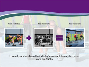 FitCross Competition PowerPoint Template - Slide 22