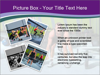 FitCross Competition PowerPoint Template - Slide 23