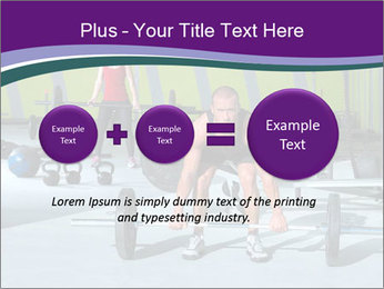 FitCross Competition PowerPoint Template - Slide 75