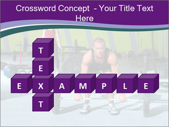 FitCross Competition PowerPoint Template - Slide 82