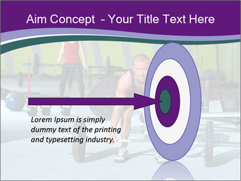 FitCross Competition PowerPoint Template - Slide 83