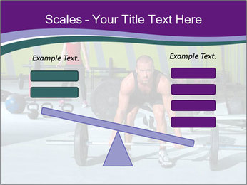 FitCross Competition PowerPoint Template - Slide 89