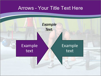 FitCross Competition PowerPoint Template - Slide 90