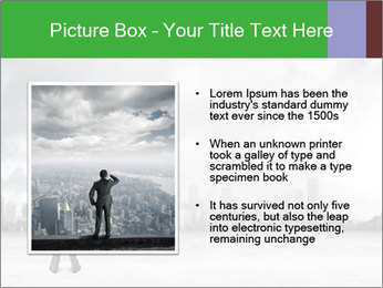 Smoggy City PowerPoint Template - Slide 13