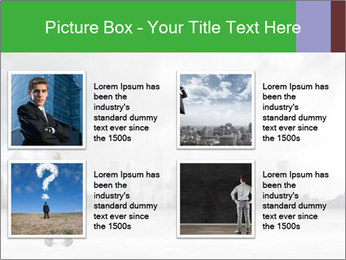 Smoggy City PowerPoint Template - Slide 14