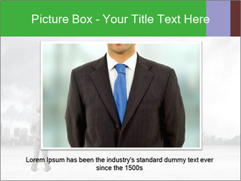 Smoggy City PowerPoint Template - Slide 16