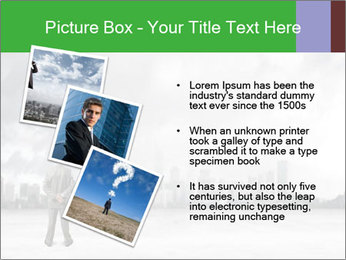 Smoggy City PowerPoint Template - Slide 17
