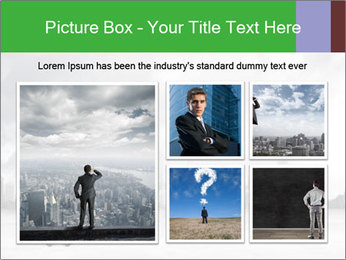 Smoggy City PowerPoint Template - Slide 19
