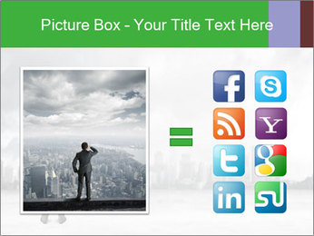 Smoggy City PowerPoint Template - Slide 21